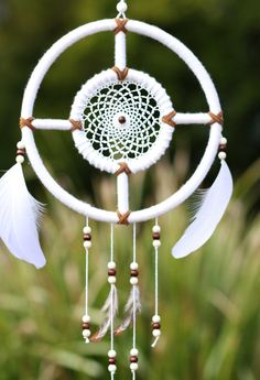 DoubleHooped Tribal Dream by INTOtheWILDbyChris on Etsy, $35.00