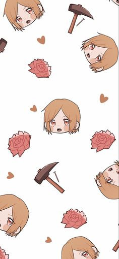 Iphone Lockscreen Wallpaper, Anime Wallpaper Phone, Animes Wallpapers, Cute Wallpapers, Chibi, Aries Baby, Anime Lock Screen, Animated Icons, Attack On Titan Art