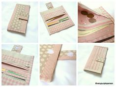 Linen wallet | Flickr - Photo Sharing!