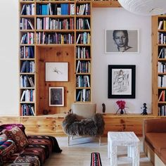 Inez van Lamsweerde and Vinoodh Matadin's Manhattan Apartment : Architectural Digest