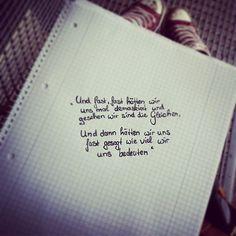 Tumblr Zitate auf Pinterest | Status-zitate ...