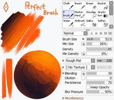 Paint Tool Sai Tutorial, Cat Drawing Tutorial, Digital Painting Tutorials, Digital Art Tutorial, Pencil Painting, Painting Tools, Brush Drawing, Drawing Tips, Sai Brushes