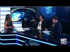 """RussianVids: """"Alex Jones Infowars DELETED Flat Earth Debate With Eddie Bravo 3/17/17"""""""