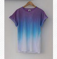 Mordan laciverte - AND | Tasarım Tişört | Hipnottis