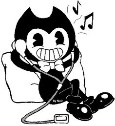 bendy and the ink machine game | Tumblr