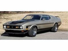 1971 Mustang Mach 1 Drag Pack for sale | Listing ID: CC-1055634 | ClassicCars.com | #DriveYourDream