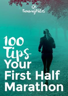 The 100 best tips I found online based on my experience. #tips #running #halfmarathon (Original image: Ulf Bodin, Flickr)
