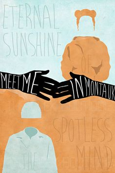 Eternal Sunshine of the Spotless Mind by GeekyPrintsandMore