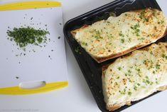 Cheesy Ricotta Bread…a delicious yet quick side dish!