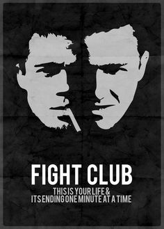 Topic for persuasive paper to do with the movie Fight Club?
