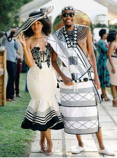 New Xhosa Traditional Wedding Dresses<br> Latest African Fashion Dresses, African Print Dresses, African Print Fashion, African Dress, African Style, South African Traditional Dresses, Traditional Wedding Dresses, Traditional Outfits, African Wedding Attire