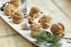Image result for savory profiteroles fillings