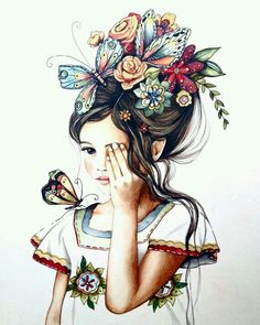 Flowers in your head