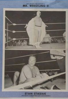 Mr. Wrestling II in Georgia