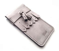 Hand Stitched Leather Case for Samsung от CaramelLeatherCrafts