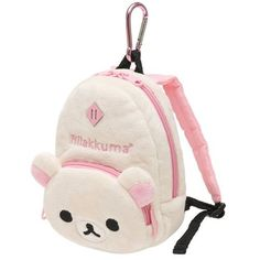 Plush Backpack porch Korilakkuma (Japan import) Ships by EMS Registered Mail within approximately days. Handling may take up to 1 week in some cases. Hello Kitty Imagenes, Panda Nursery, Pusheen Cute, Kids Hair Clips, Cute Animal Drawings Kawaii, Kids Winter Fashion, Girl Dress Patterns, New Electronic Gadgets, Girls Bags