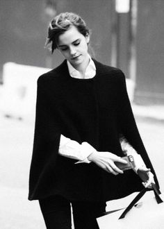 I love Emma Watson! Everything about her screams Classy