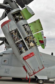 MV-22B Osprey | Flickr - Photo Sharing! http://www.pinterest.com/jr88rules/war-birds/  #Warbirds