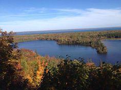 Spectacle Lake, UP, Michigan