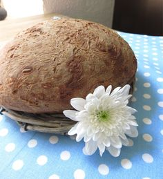 How to bake bread- Spanish recipe Baking Tips, Bread Baking, Spanish Food, Spanish Recipes, Cheese Recipes, Cooking Recipes, Different Types Of Bread, Chocolate Blanco, Coco