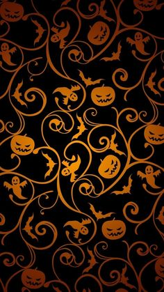 Halloween Wallpapers Iphone Y Android, Fondos De Pantalla - Halloween Wallpaper Pumpkin Wallpaper, Apple Logo Wallpaper, Holiday Wallpaper, Halloween Wallpaper Iphone, Fall Wallpaper, Halloween Backgrounds, Tumblr Wallpaper, Animal Wallpaper, Wallpaper Backgrounds