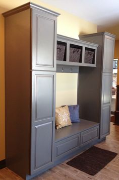 Awesome Mudroom