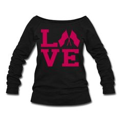 love color guard Women's T-Shirts