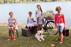 Spring Summer 2015 - A day out with dog