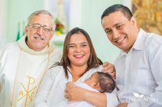 Batismo Granja Viana Igreja