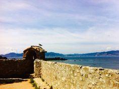 Île Sainte-Marguerite cennes france sea sun