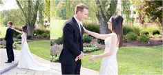 Maryland Wedding Photography {Turf Valley: Maryland Resort} Anna Grace Photography   First Look