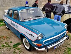 Skoda 1000MB, Csehszlovákia. Mini Trucks, Emergency Vehicles, Police Cars, Cops, Old Cars, Cars And Motorcycles, Techno, Vintage Cars, Classic Cars