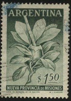 Estampilla de Argentina c. 1936