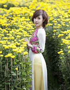 Midu - Mỹ Dung | Áo Dài Việt Nam - Tôn vinh vẻ đẹp Việt! | K… | Flickr