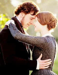 """I have for the first time found what I can truly love–I have found you"" - Jane Eyre"