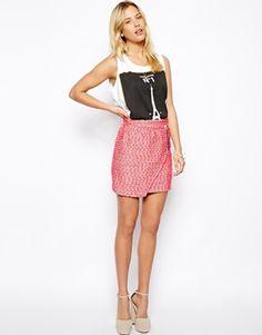 Texture Skirt