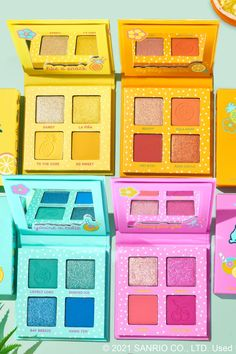 ColourPop Released a Hello Kitty Makeup Collection