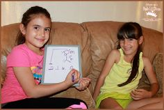 help kids learn weekly spelling words, sight words & more by playing Hangman.