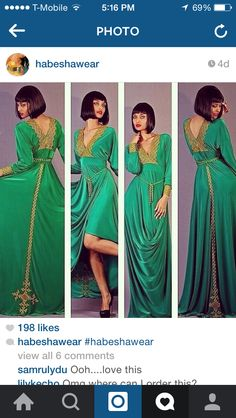 Habesha dress must have! Love this