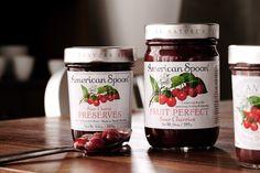 Indulge in little treats: American Spoon Sour Cherries jam. Photo by Matt from Matt Bites: http://mattbites.com/2012/02/27/tart-cherry-hand-pies/