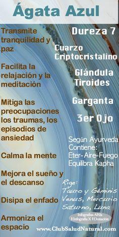 Ágata La Piedra del Equilibrio la Paz y la Tranquilidad - Club Salud Natural