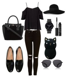 """""""Untitled #1"""" by astutinatalia on Polyvore featuring Eugenia Kim, The Horse, NARS Cosmetics and The Row"""