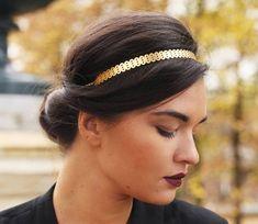 J'ai une passion pour les headband en ce moment, j'en ai plein sur ma wishlist pour Noël!!!