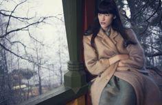 samuji fall winter 2014 // photographer niko mitrunen, stylist minttu vesala