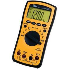Picture of Ideal Testpro Multimeter