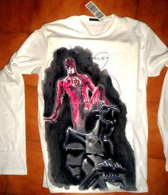 Daredevil tshirt