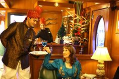 The following article talks about the journeys and unique experiences one can enjoy in the opulent Maharajas' Express. http://www.the-maharajas.com/maharajas/maharajas-express-fare.html