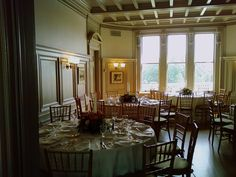 Reception tables at the Cairnwood Estate with flowers by Stein Your Florist Co. Wedding Flower Design, Wedding Flowers, Walking Down The Aisle, Reception Table, Flower Designs, Valance Curtains, Centerpieces, Tables, Image