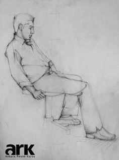 119 En Iyi Oturan Insan çizimi Görüntüsü Figure Drawing Drawing