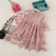 Lacey Baby Boho Chic Dress